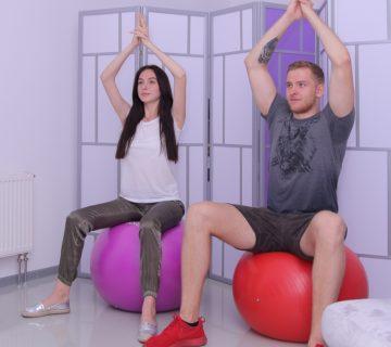 йога оздоровительная